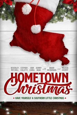 Hometown Christmas - Movie Poster (thumbnail)