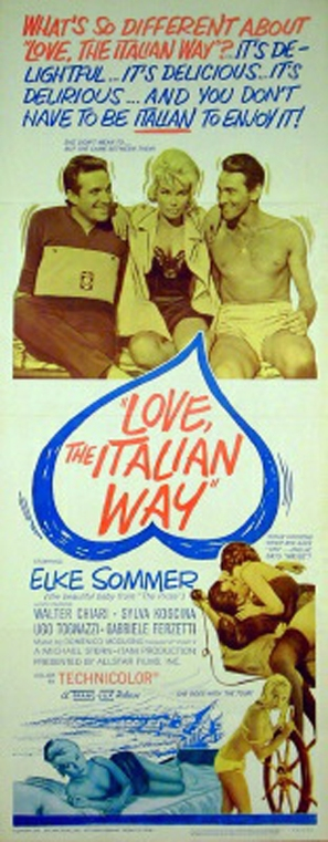 Love, the Italian Way - Movie Poster (thumbnail)