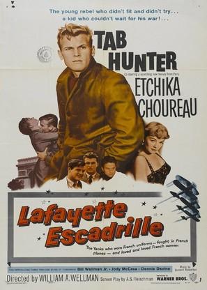 Lafayette Escadrille - Movie Poster (thumbnail)