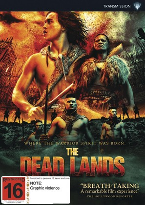 The Dead Lands - New Zealand DVD movie cover (thumbnail)