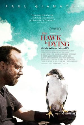 The Hawk Is Dying - poster (thumbnail)