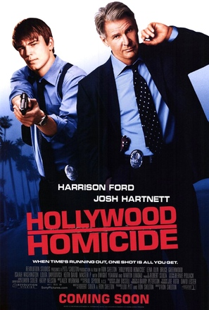 Hollywood Homicide - Movie Poster (thumbnail)