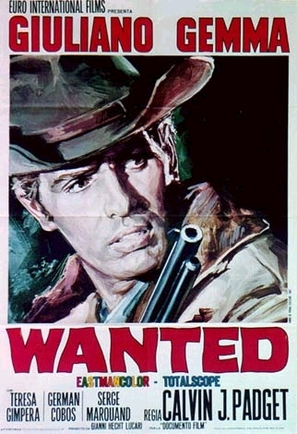 Wanted - Italian Movie Poster (thumbnail)