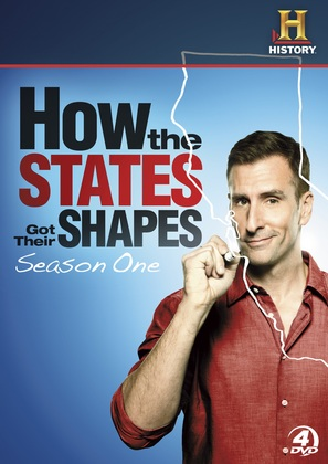 """How the States Got Their Shapes"" - DVD cover (thumbnail)"