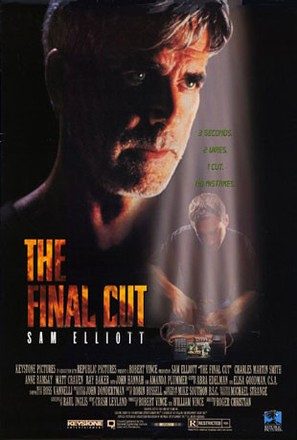 The Final Cut - Movie Poster (thumbnail)
