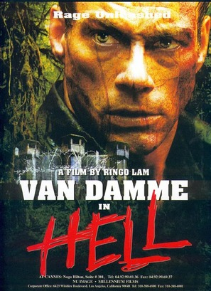 In Hell - Movie Poster (thumbnail)