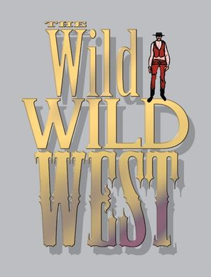 """The Wild Wild West"" - Movie Poster (thumbnail)"