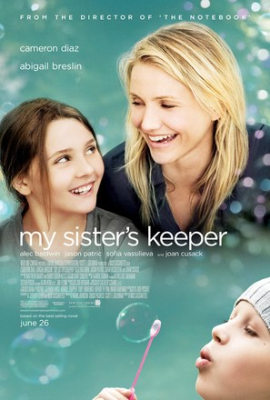 My Sister's Keeper - Movie Poster (thumbnail)