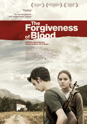 The Forgiveness of Blood - Movie Poster (thumbnail)