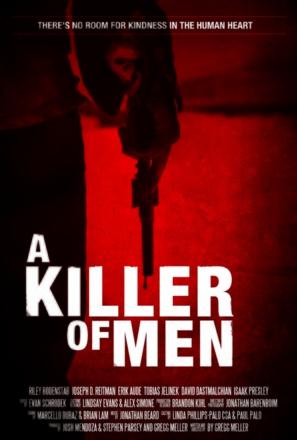 A Killer of Men - Movie Poster (thumbnail)