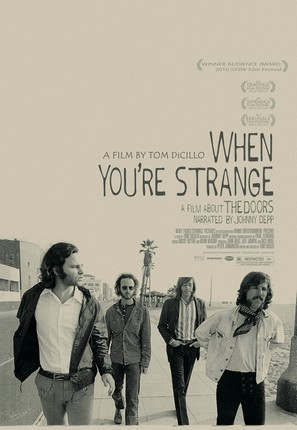 When You're Strange - Movie Poster (thumbnail)