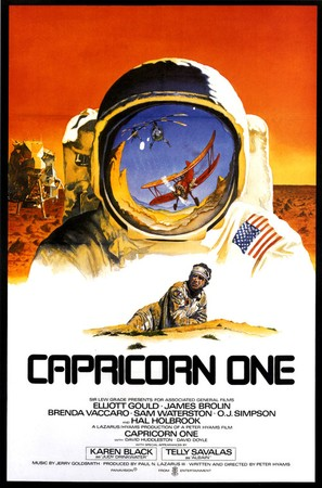 Capricorn One - Movie Poster (thumbnail)