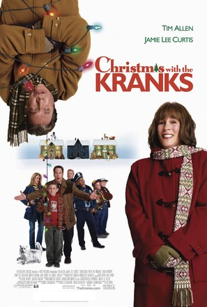 Christmas With The Kranks - Movie Poster (thumbnail)