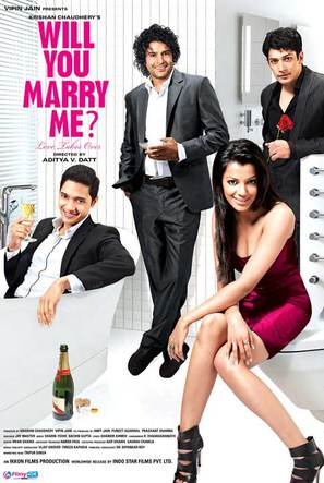 Will You Marry Me - Indian Movie Poster (thumbnail)