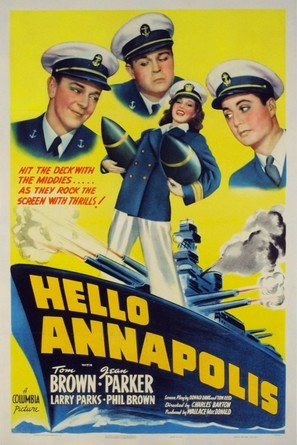 Hello, Annapolis - Movie Poster (thumbnail)