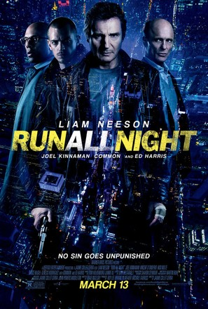 Run All Night - Movie Poster (thumbnail)