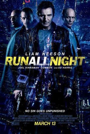 Run All Night - Movie Poster (thumbnail)