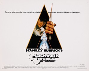 A Clockwork Orange - Movie Poster (thumbnail)