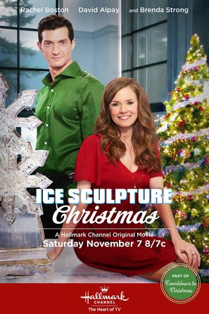 Ice Sculpture Christmas - Movie Poster (thumbnail)