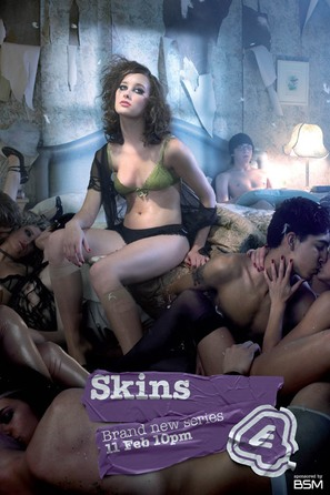 """Skins"" - British Movie Poster (thumbnail)"