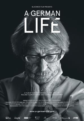 A German Life - Austrian Movie Poster (thumbnail)