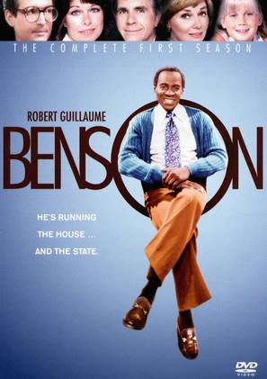 """Benson"" - DVD movie cover (thumbnail)"