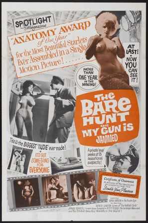 The Bare Hunt - Movie Poster (thumbnail)