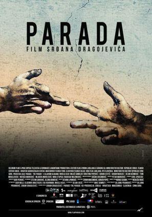 Parada - Serbian Movie Poster (thumbnail)