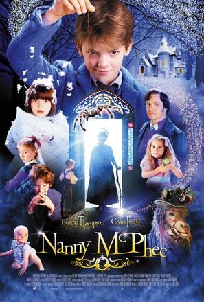 Nanny McPhee - Movie Poster (thumbnail)
