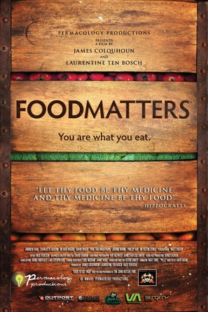 Food Matters - Movie Poster (thumbnail)