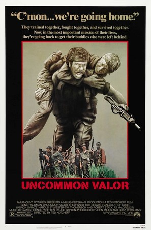 Uncommon Valor - Movie Poster (thumbnail)