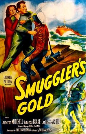 Smuggler's Gold - Movie Poster (thumbnail)