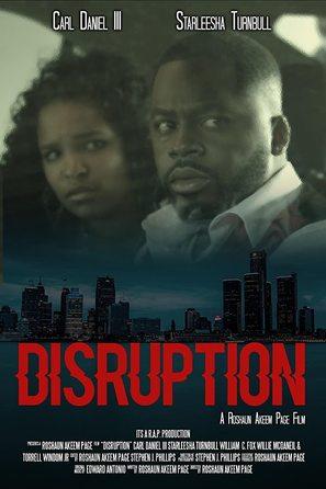 Disruption - Movie Poster (thumbnail)