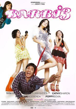 Barbi3 - Indonesian Movie Poster (thumbnail)