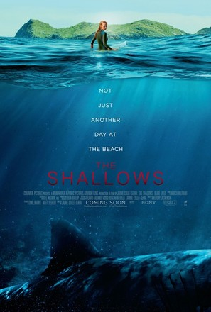 The Shallows - Movie Poster (thumbnail)