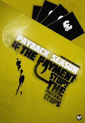 Payback Season - British Movie Poster (thumbnail)