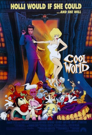 Cool World - Movie Poster (thumbnail)