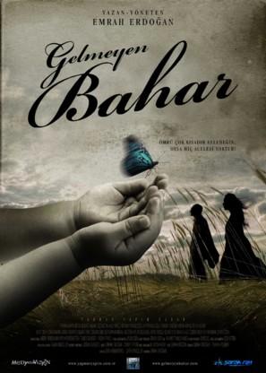 Gelmeyen Bahar - Turkish Movie Poster (thumbnail)
