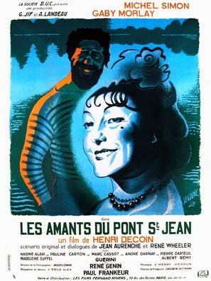 Amants du pont Saint-Jean, Les