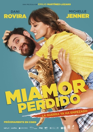 Miamor perdido - Spanish Movie Poster (thumbnail)