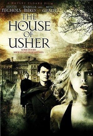 The House of Usher - DVD cover (thumbnail)