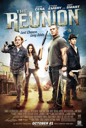 The Reunion - Movie Poster (thumbnail)