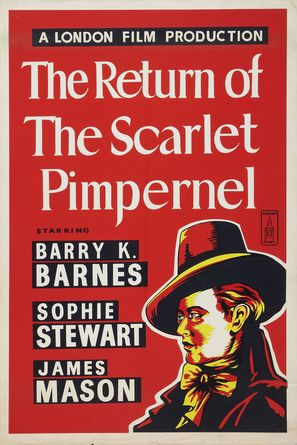 Return of the Scarlet Pimpernel