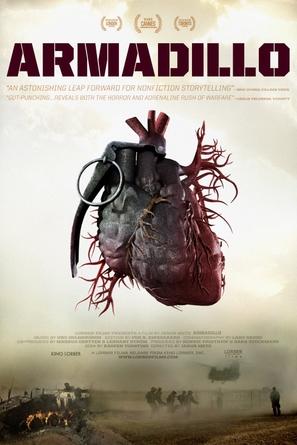Armadillo - Movie Poster (thumbnail)