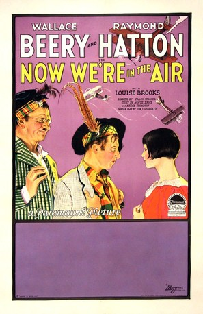 Now We're in the Air - Movie Poster (thumbnail)
