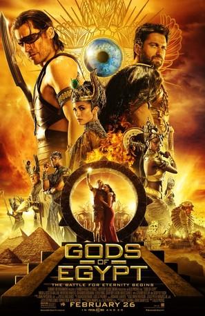 Gods of Egypt - Movie Poster (thumbnail)