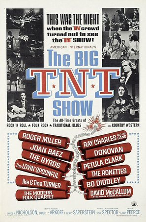 The Big T.N.T. Show - Movie Poster (thumbnail)