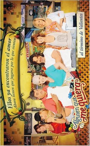 """Alguien que me quiera"" - Argentinian Movie Poster (thumbnail)"