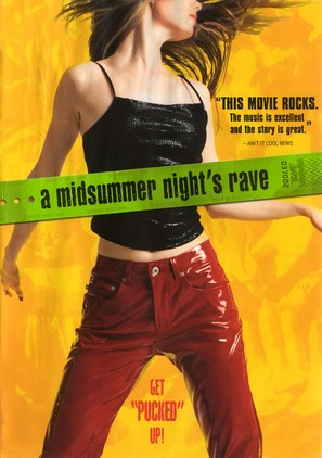 A Midsummer Night's Rave - poster (thumbnail)