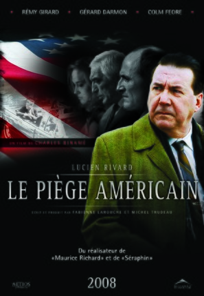 Le piège américain - French Movie Poster (thumbnail)